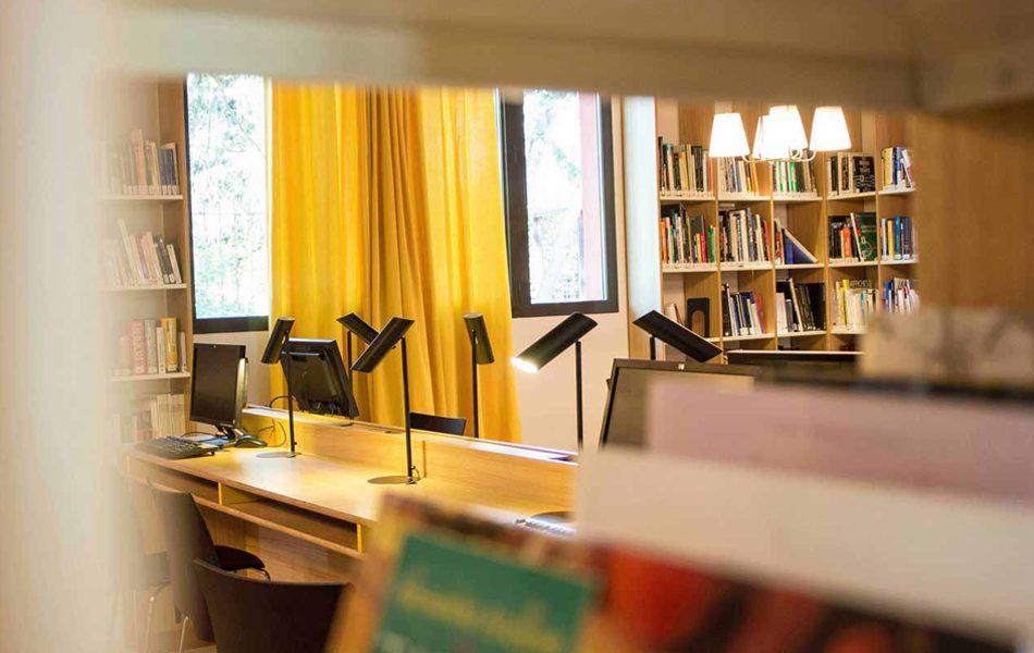Bibliothèque Gérard Pélisson