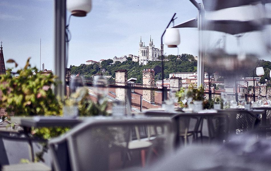 The Rooftop – Restaurant
