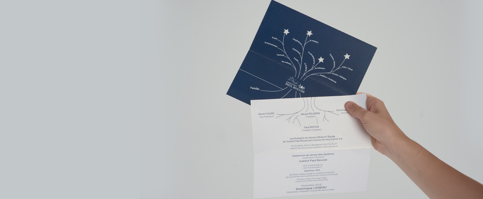 Carton D Invitation 2015 Studio Remi Bouhaniche