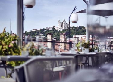 Le Rooftop – Restaurant